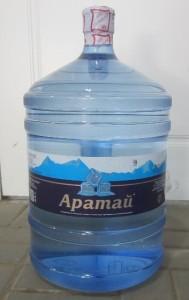 Вода Аратай стала самой продаваемой водой по итогам июня