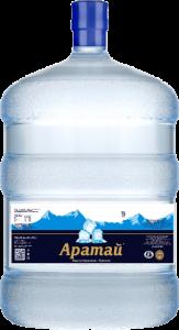Горная питьевая вода Аратай